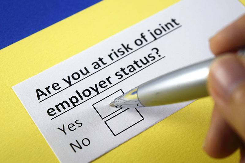 "4th Circuit Establishes New Test for ""Joint Employers"""